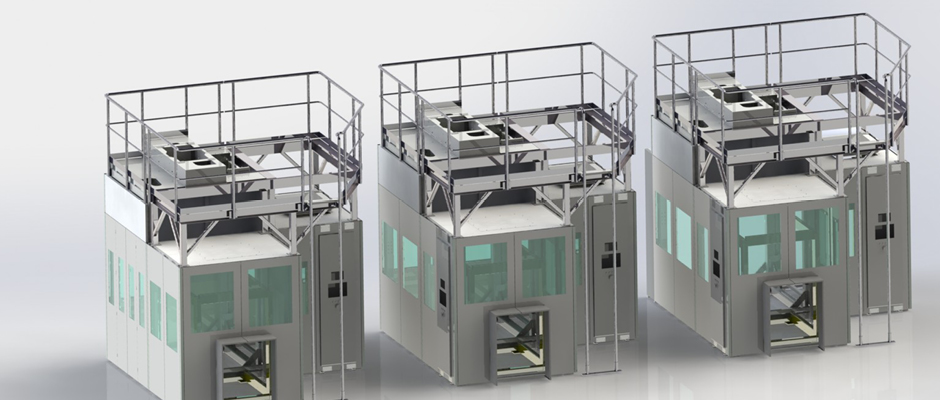 Your Partner for Machine Enclosures